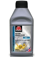 racing brake fluid 300 plus has a dry boiling point of above 310�c
