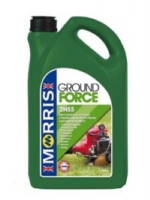 A semi-synthetic two-stroke oil for premix or injection systems (1 and 5 litre)