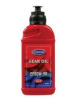 extreme pressure multigrade gear oil to gl5 specification (1 and 5 litres)