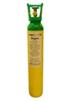 Pure Argon shielding gas for MIG and TIG welding and plasma-cutting. No bottle rental (9 litre)