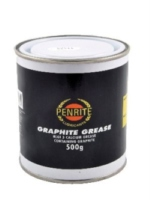A water resitant graphite grease for sliding interfaces and chassis use (500g).
