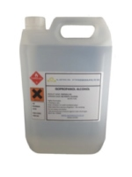 Pure alcohol for cleaning, degreasing and water absorption (5 litre)