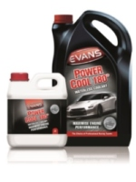 A waterless engine coolant for High Performance Cars and Motorcycles (2 litre, 5 litre and case of 4 x 5 litre)