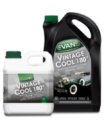 The best coolant for your vintage car, guaranteed for life and no boiling ever! (2 litre, 5 litre and case of 4x5 litre)