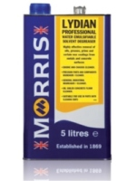 lydian degreaser is a ready for use, blue coloured emulsifiable fluid (5 litres)
