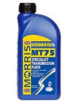 A transmission fluid specifically designed specifically for Ford MT75 and MTX75 manual five speed gearboxes (1 litre)