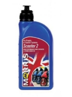 A semi-synthetic oil specifically for premix applications (1 litre)