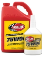 red line 75w/90 gl-5 gear oil