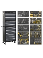sealey tool chest combination with 420 pieces