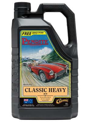 high performance 40/70 classic motor oil formulated to replace sae50 (5 litres and 4 x 5 litres)