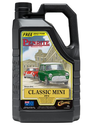 A GL4 mineral oil suitable for combined engine/gearbox applications (5 litre, case of 4x5 litre)