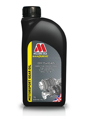 A fully-synthetic 'nano-technology' gear oil for competition use (1 litre)