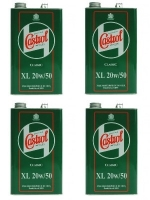 case of castrol xl 20w/50 (4x1 gal) - only £90