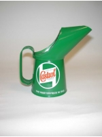 castrol oil jug 1/2 pint