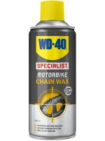 wd-40 motorbike chain wax with outstanding anti-fling properties