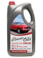 classic oils muscle car 10w-30