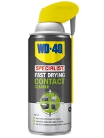 fast acting, non conductive cleaner