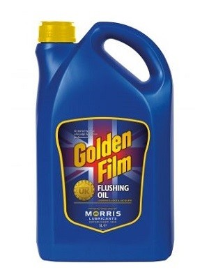 a high quality flushing oil, ideal before changing oil types (5 litre)