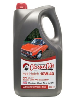 classic oils hot hatch 10w-40