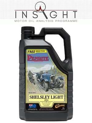 Shelsley Light with our Insight programme