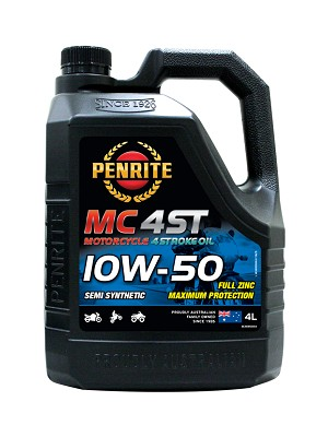 penrite mc-4 semi synthetic 10w-50