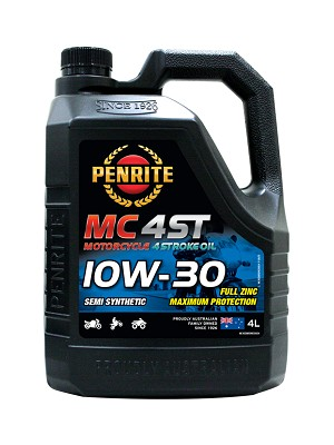 penrite mc-4 semi synthetic 10w-30