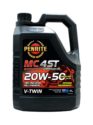 penrite mc4-st v-twin 20w-50