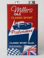 millers classic sport 20w60 5 litre