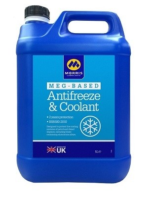 anti-freeze suitable for all classic and modern applications (5 litre, 4 x 5 litre)