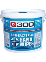 extra-large heavy-duty hand wipes - in our opinion the best there are!