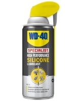 wd-40 silicone lubricant prevents parts from sticking and waterproof & protects against moisture