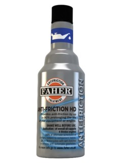 faher anti-friction hd oil additive