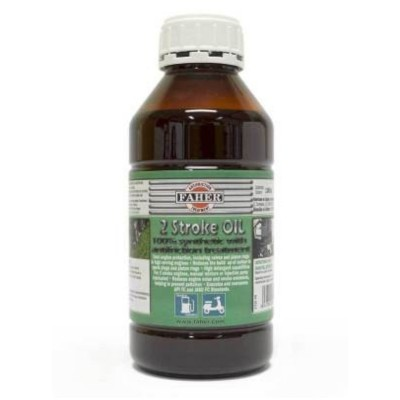 faher synthetic anti-friction 2-stroke oil