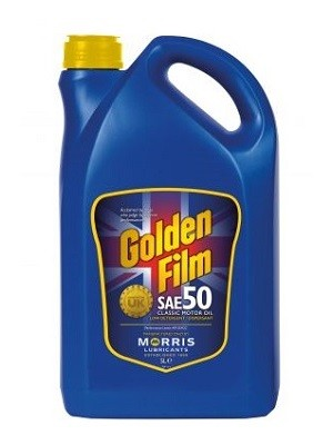 sae 50 classic monograde engine oil (1, 5, case of 4 x 5 litres, 25 litre drum)