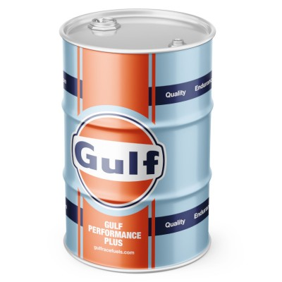 gulf race fuels performance plus (50 litre)