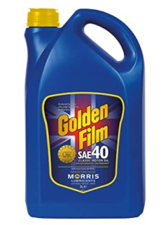 a straight 40-weight oil, available from stock in 1, 5, 4x5 case and 25 litre sizes