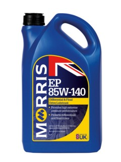 A mineral GL5 gear oil for hypoid applications (5 litre, 4 x 5 litre)