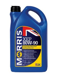 An API GL-5 oil specifically designed for use in limited slip differentials (5 litre)