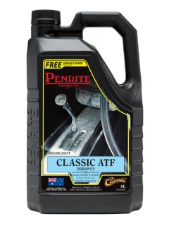 A Dexron-II Automatic Transmission Fluid for classic cars (5 litre)