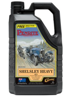 A replacement for SAE 50 Engine oil in vehicles manufactured between 1920 and 1950 (5 litre, 4 x 5 litre)