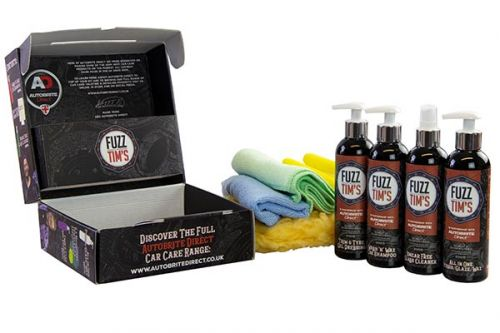 CarSOS Fuzz and Tim's Autobrite Cleaning Kit