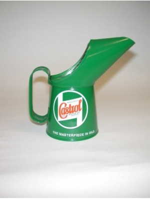 Castrol Pouring Jug 1/2 Pint