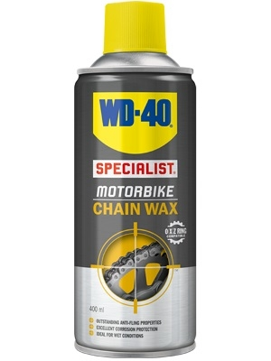 WD-40 Motorbike Chain Wax