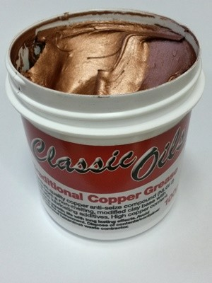 Classic Oils Traditional Copper Grease
