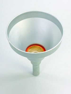 Heavy Duty Steel Funnel
