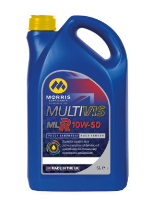 Morris Multivis MLR 10W-50 (Previously X-RPM Comp)