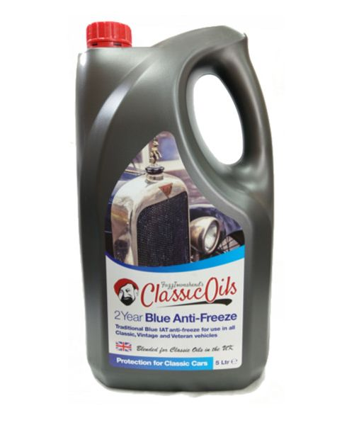 Classic Oils 2-Year Blue Anti-Freeze