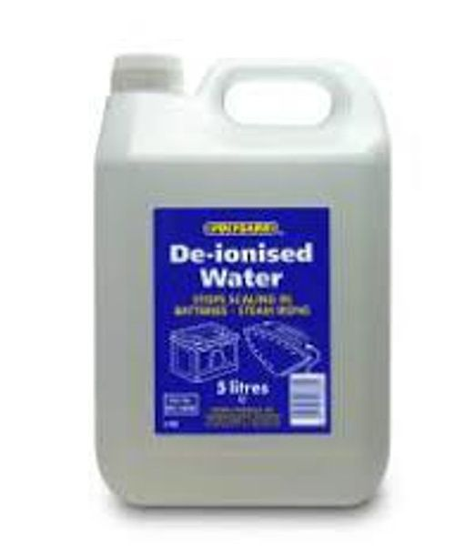 Deionised Water