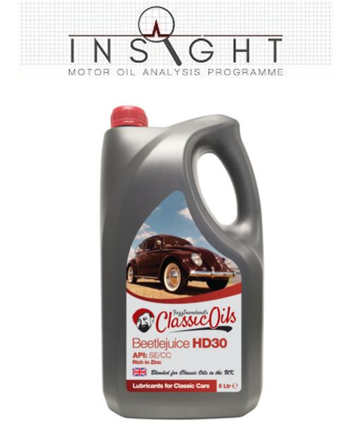 Insight & Classic Oils Beetlejuice HD 30