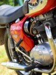 Motorcycle-specific Engine Oils
